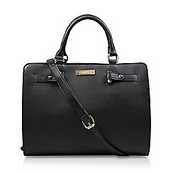 Carvela Black Simone Large Tote Bag