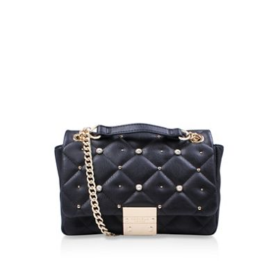 05c4fcab9168 Carvela - Sadie quilted bag handbag with shoulder chain