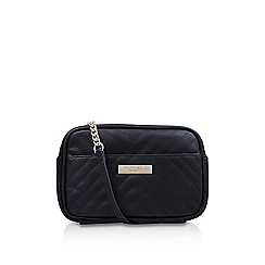 Carvela - Savannah quilted camera across body bag