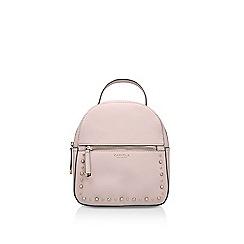 Carvela - Cream 'sooty mini backpack' mini backpack