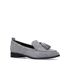 Carvela - Grey 'Mutiny' flat loafers
