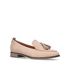 Carvela - Mutiny' flat slip on loafers