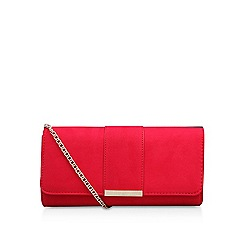 Miss KG - Talia clutch bag with shoulder chain
