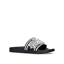 Carvela - Black 'Kath' flat sandals