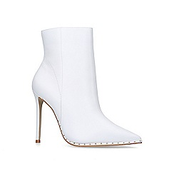 Carvela - Spectacle high heel ankle boots