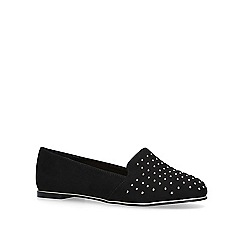 Carvela - Black 'Maison' flat pumps