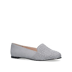 Carvela - Grey 'Maison' flat pumps