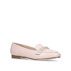 Carvela - Cream 'marcher' loafer