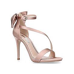 Miss KG - Nude 'Silvia' stiletto heel sandals