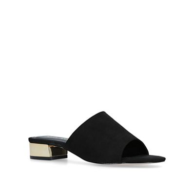 Miss KG - - - Black 'peyton' sandals 849b80