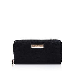 Carvela - Black 'Alis2 Zip Wallet' zip wallet