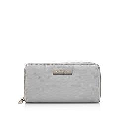 Carvela - Grey 'alis2 zip wallet' zip wallet
