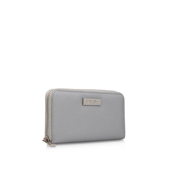 wallet' Carvela 'alis2 Grey wallet zip zip fn1txF