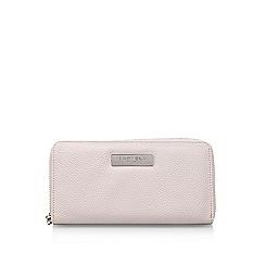 Carvela - Cream 'alis2 zip wallet' zip wallet