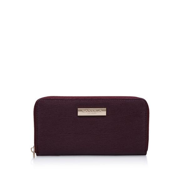 'alis2 Wine zip wallet Carvela wallet' q0fXU