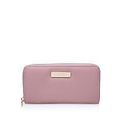 Carvela - Pink 'alis2 zip wallet' purse