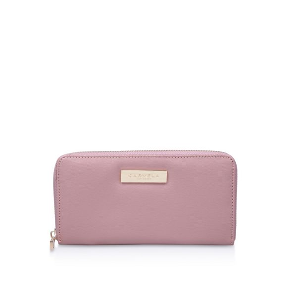 Pink purse zip Carvela wallet' 'alis2 z4aqSSP