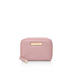 Carvela - Pink 'Abi half size wallet' purse