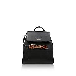 Carvela - Black  Slinky Backpack With Pk  backpack with purse a6e60a3e12