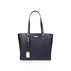 Carvela - Black 'sammy studded winged tote' bag