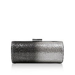 Carvela - Silver ''Davina' clutch bag