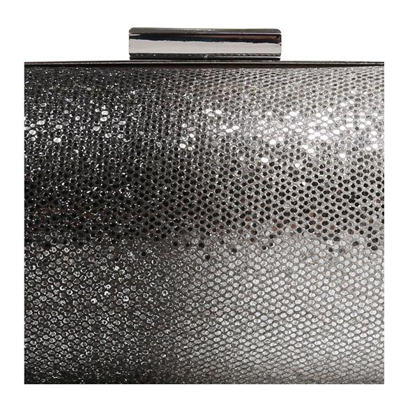 bag ''Davina' Silver bag clutch Carvela Carvela ''Davina' clutch Silver Carvela 7UwqPUx5r