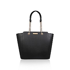 Carvela - 'Rave' tote bag with part chain