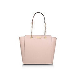 Carvela - Nude 'Rate Tote With Part Chain' tote bag
