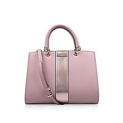 Carvela - Pink 'Darla With Front Panel' shoulder bag