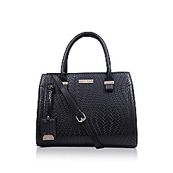 Carvela - Black 'Holly Woven Tote Bag' tote bag