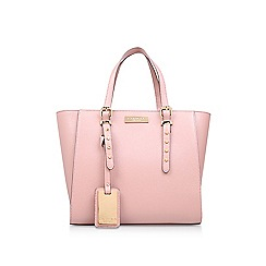 Carvela - 'Sam' studded winged tote bag