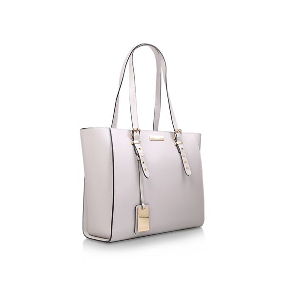 Grey Tote' 'Sammy Winged Stud Carvela bag tote 8xCRddq1
