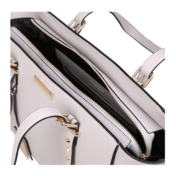 Tote' bag Winged 'Sammy Carvela Stud Grey tote qH04wP
