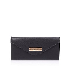 58958_1365200979: Black Amelia Envelope Wallet fold over purse