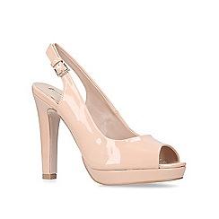Miss KG - Nude 'Cleo' high heel sandals