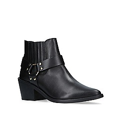 Carvela - Sheriff mid heel ankle boots