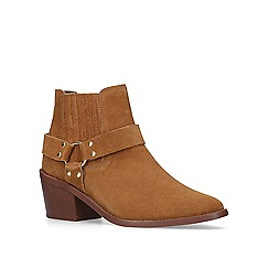 Carvela - 'Sheriff' mid heel ankle boots