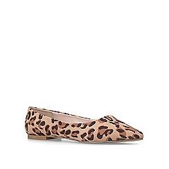 Carvela - Leopard 'Mousey' print ballerina pumps