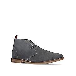 KG Kurt Geiger - Grey 'Porter' desert boots