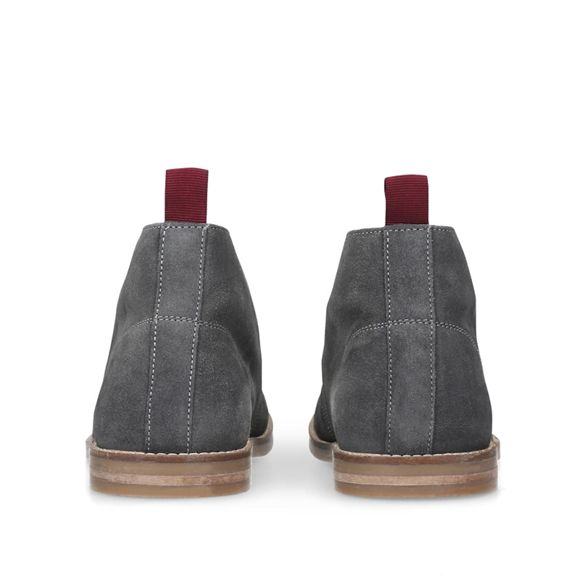 Geiger Kurt desert 'Porter' KG Grey boots zZqwR85