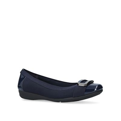 Anne Klein - 'Uplift' flat slip on pumps
