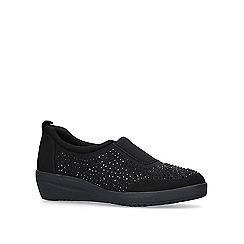 Anne Klein - Yury low heel slip on sneakers