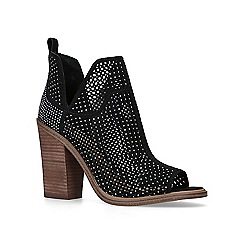 Vince Camuto - Black 'Kiminni' high heel ankle boots