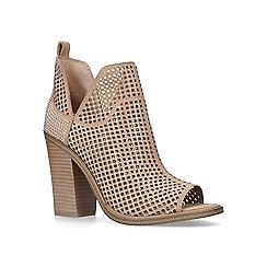Vince Camuto - Tan 'Kiminni' high heel ankle boots