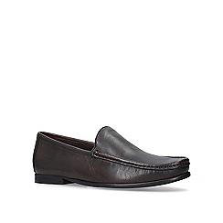 KG Kurt Geiger - Brown 'Ramsgate' loafers