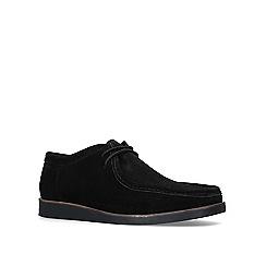 KG Kurt Geiger - Black 'Reading' desert shoes