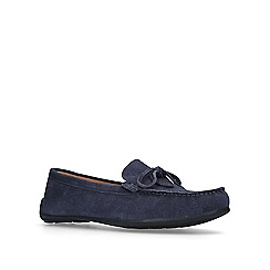 KG Kurt Geiger - Navy 'Ringwood' boat shoes