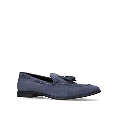 KG Kurt Geiger - Navy 'Rochford' loafers