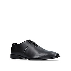 KG Kurt Geiger - Black 'Rye' lace up oxford shoes