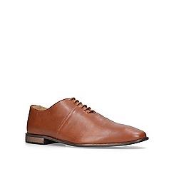 KG Kurt Geiger - Tan 'Rye' lace up shoes